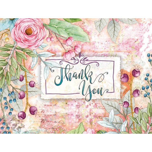 LANG SENTIMENT GARDEN Assorted Boxed Note Cards