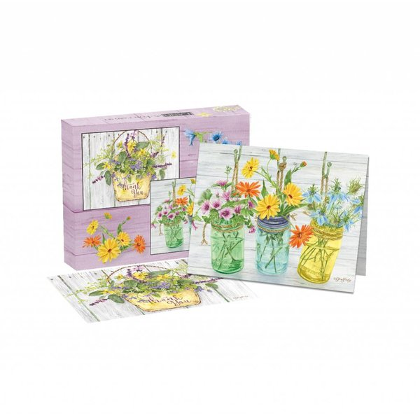Lang Herb Garden Sortiment Note Cards