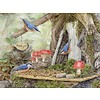 FAIRY GARDEN Boxed Note Cards