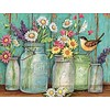 Flower Jars Box Note Cards