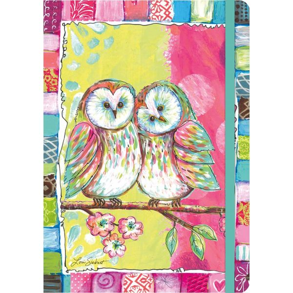 Lang Owl Friends Classic Journal