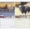 COW CALENDAR 2019 Große Kalender