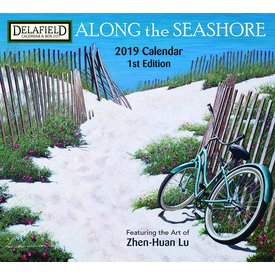 Delafield calendars ALONG THE SEASHORE 2019