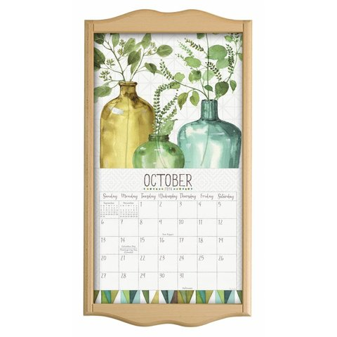 Kalenderrahmen classic unbehandeltem blank