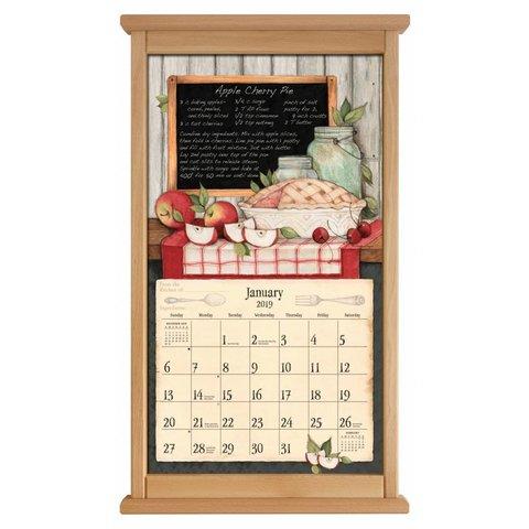 Contemporary Calendar Frame