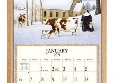Large Calendar Frame