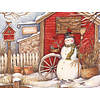 Winter Barn Boxed Christmas Cards