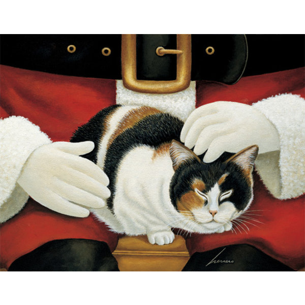 Lang Furry Friend Assorted Christmas Cards