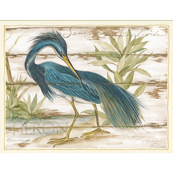 Lang Blue Heron Boxed Note Cards