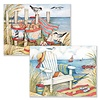 Just Beachy Assorted Boxed Note Cards