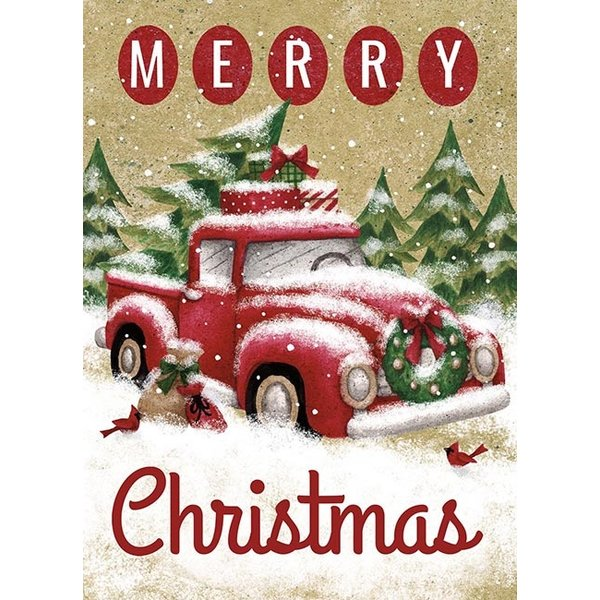 Legacy Christmas Truck Boxed Christmas Cards