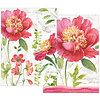 Pink Garden notebook set