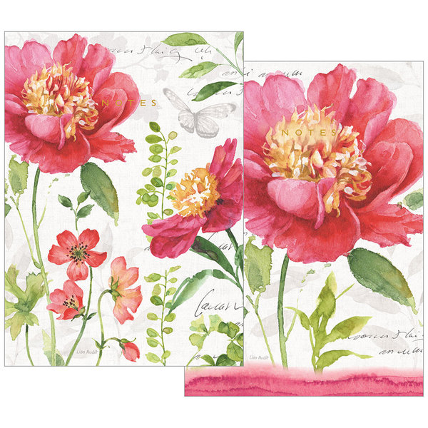 Legacy Pink Garden notebook set