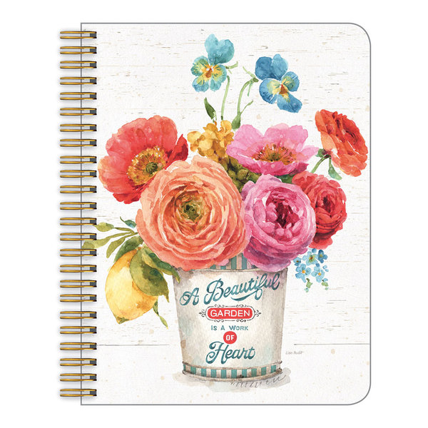 Legacy Work of Heart medium notebook