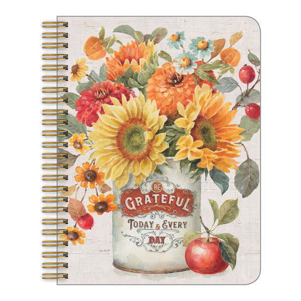 Legacy Grateful Every Day medium notebook