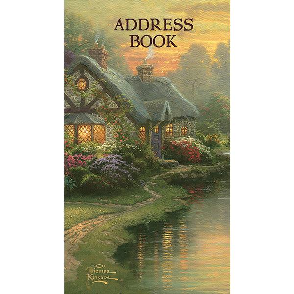 Lang A Quiet Evening Pocket adresboekje