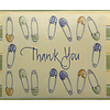 Little One Thank you Note Cards