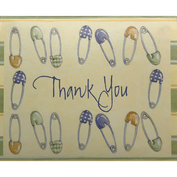 Lang Little One Thank you Note Cards