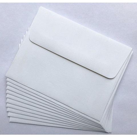 26 blank envelopes