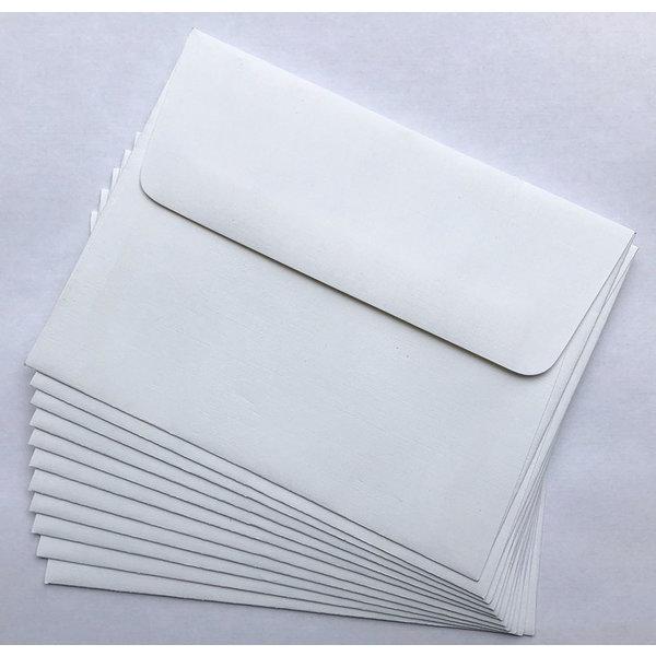 26 blanco enveloppen