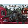 Christmas Labs Sortiment Weihnachtskarten.