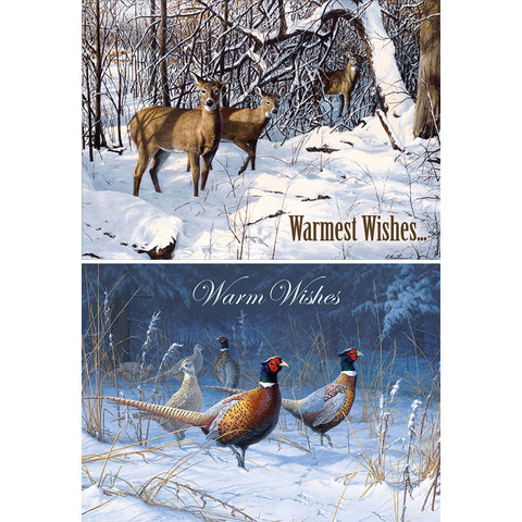 Wildlife Winter