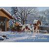 Winter Memories assorti Kerstkaarten.