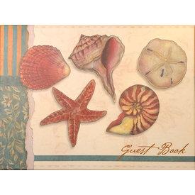 Lang Ocean's Edge Gästebuch