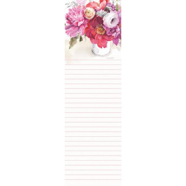 Legacy Pink Flower in Vase Listpad