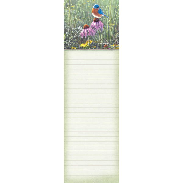 Legacy Bluebird in Prairie Listpad