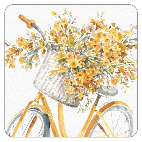 Happy Yellow Bike