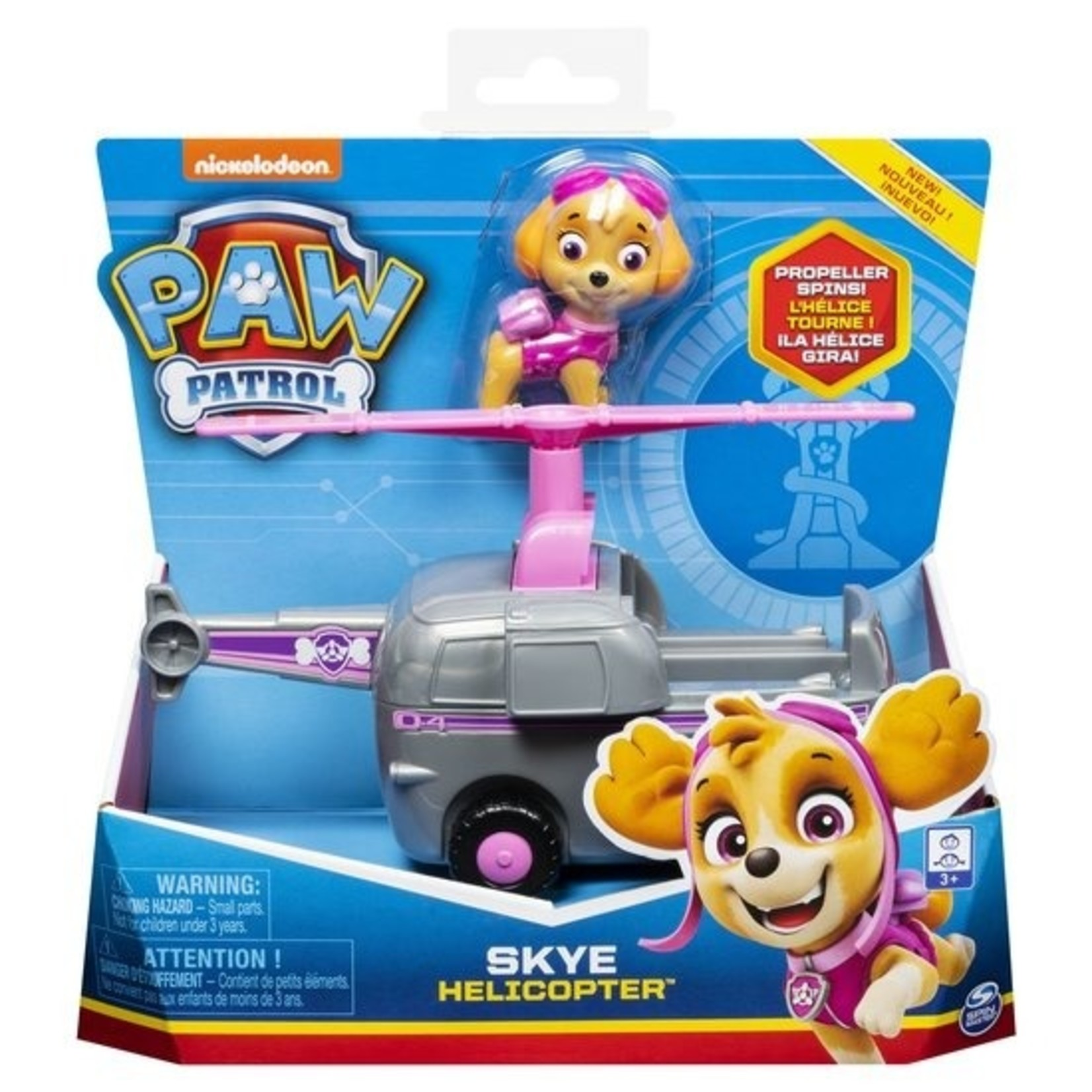 Spin Master PAW Patrol Skye's Helicopter