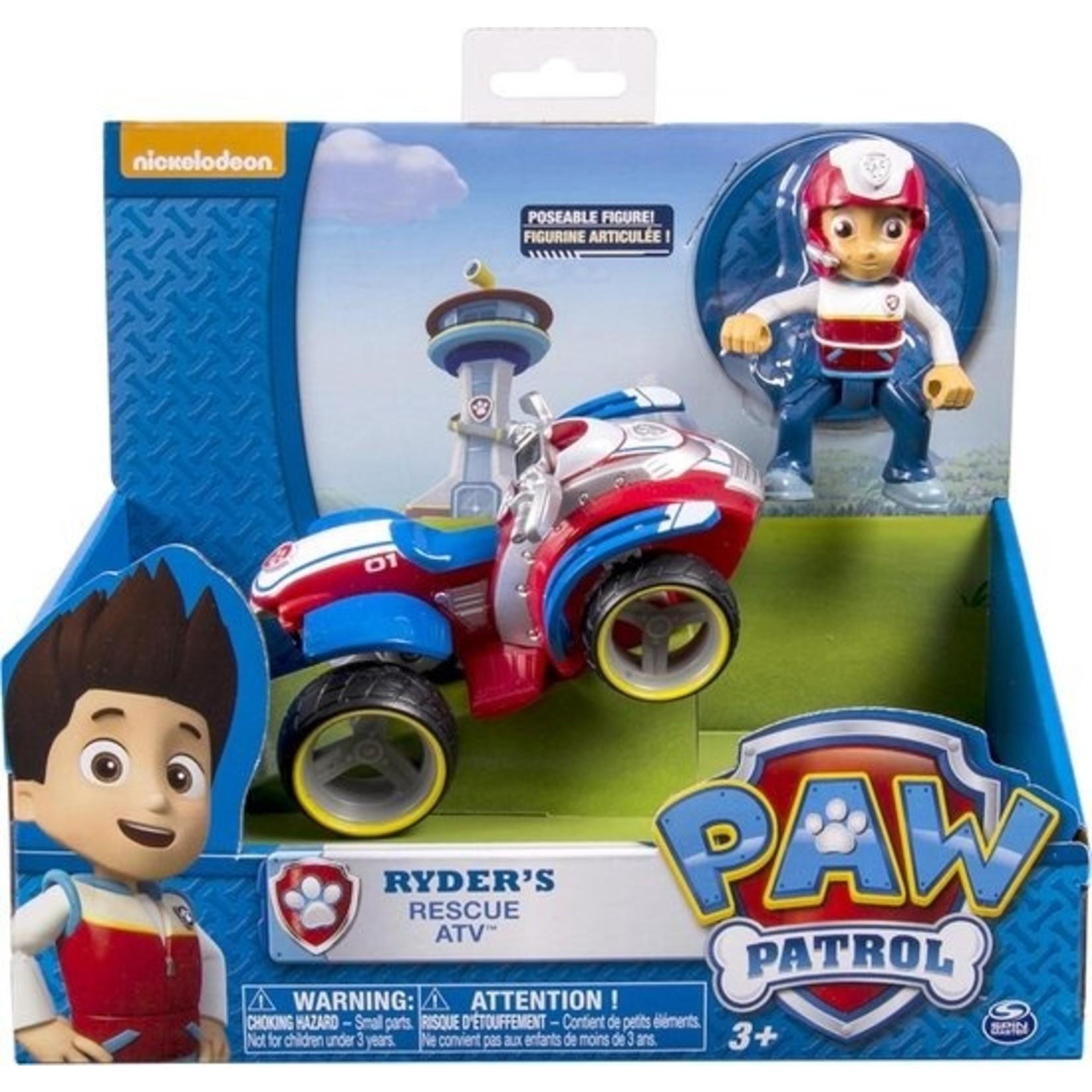 Spin Master Paw Patrol Ryder Rescue ATV