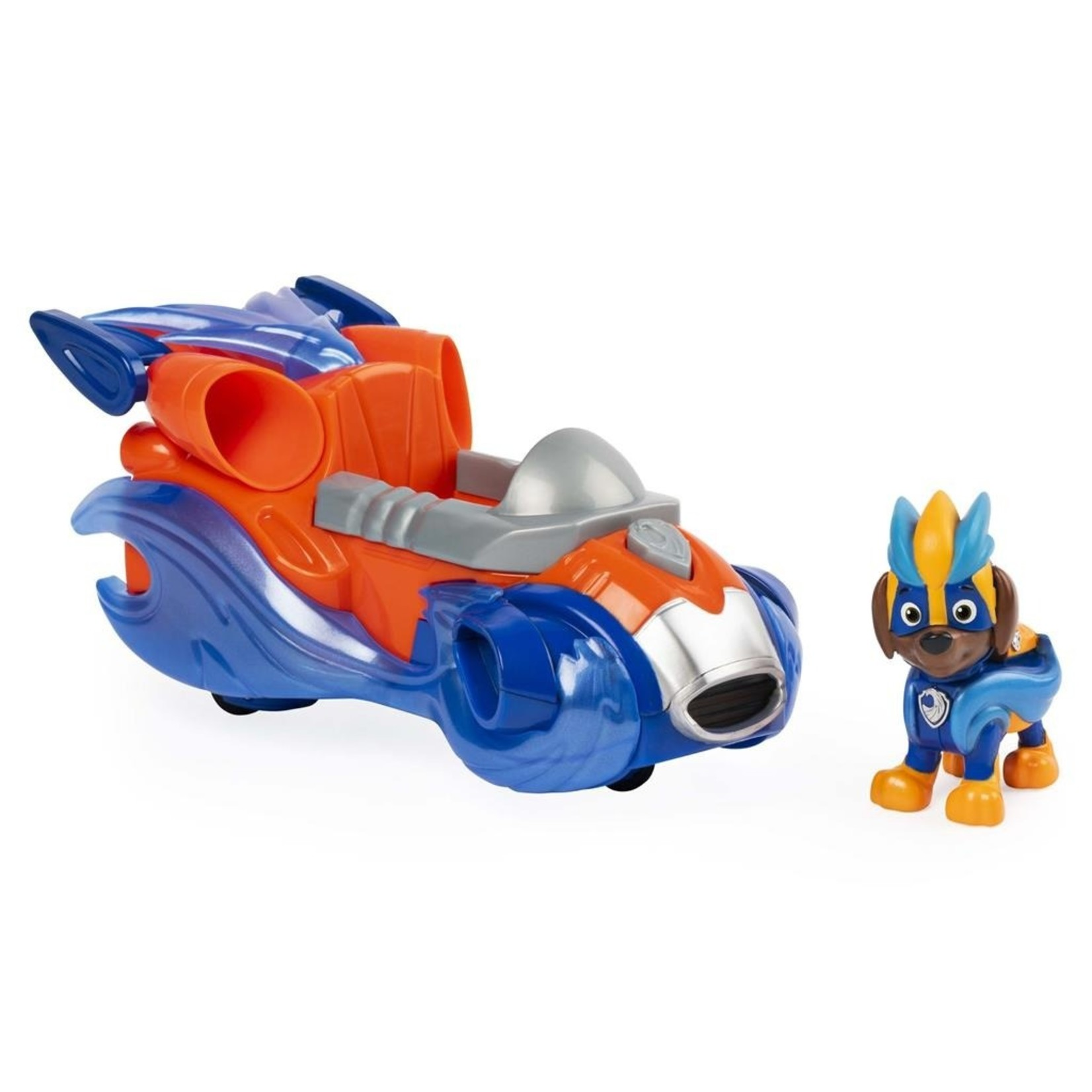 Spin Master PAW Patrol Mighty Pups Charged Up voertuig Zuma