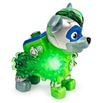 Spin Master PAW Patrol Mighty Pups Charged Up figuur Rocky