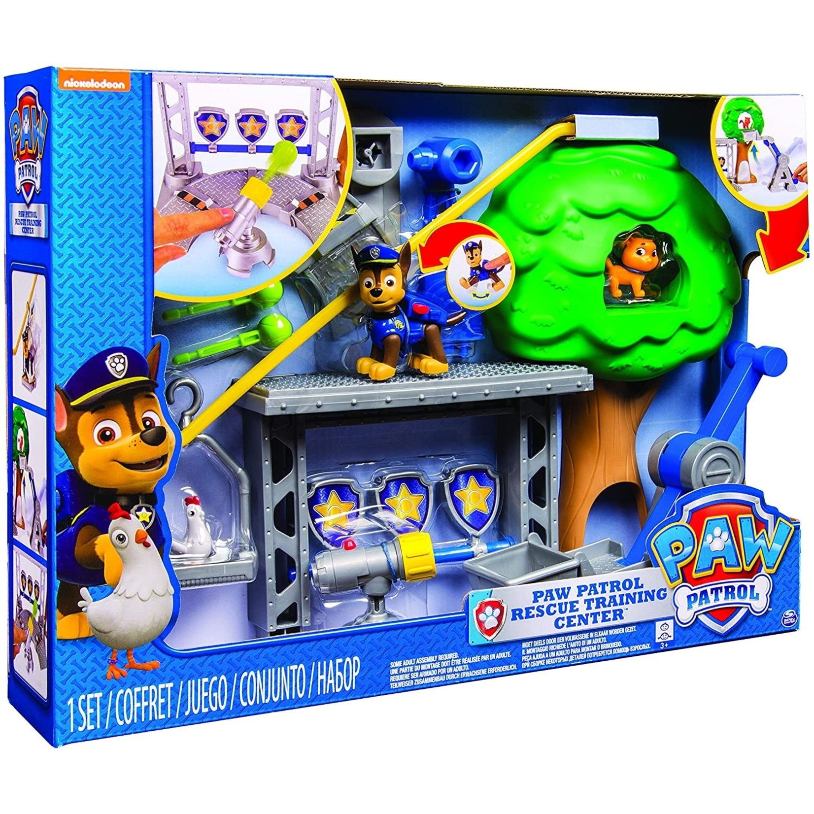 Spin Master PAW Patrol Chase's Training Center