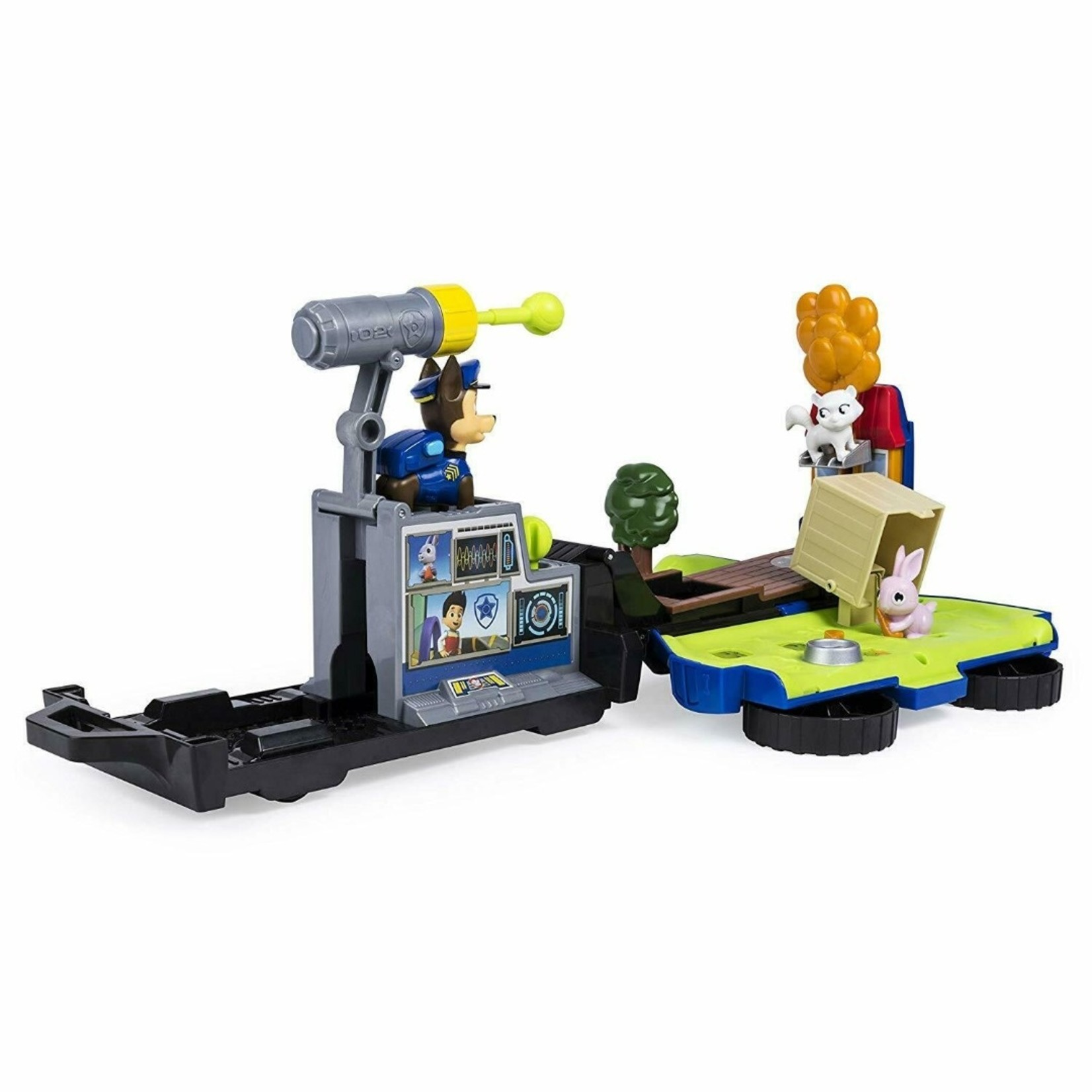 Spin Master PAW Patrol Chase Ride N Rescue