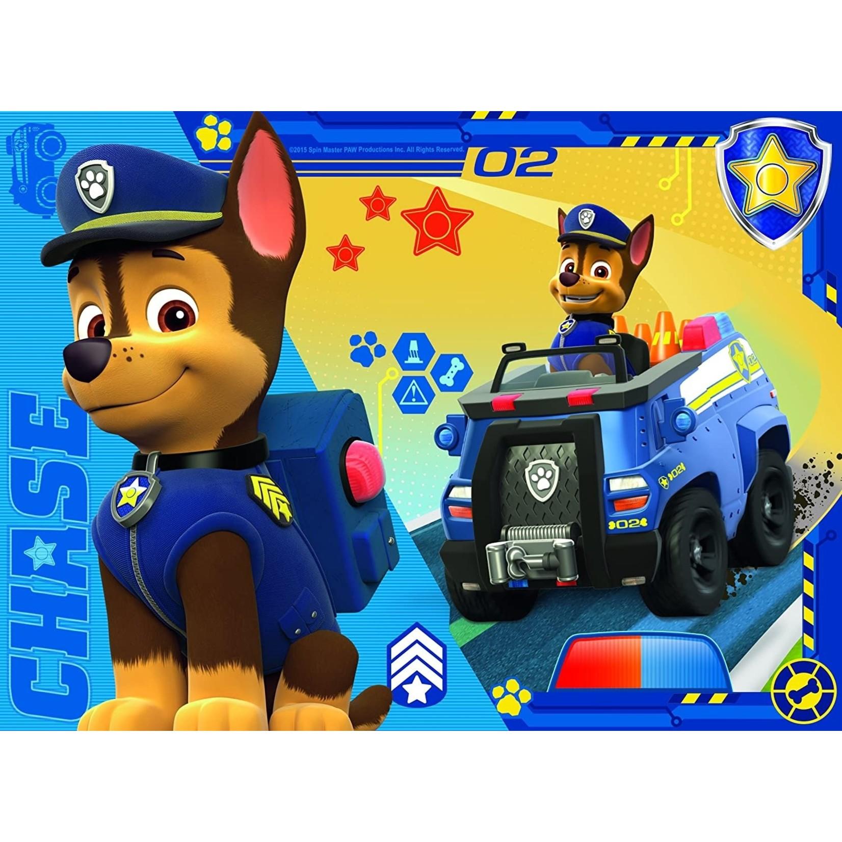 Ravensburger PAW Patrol 4 in 1 Puzzle Ravensburger