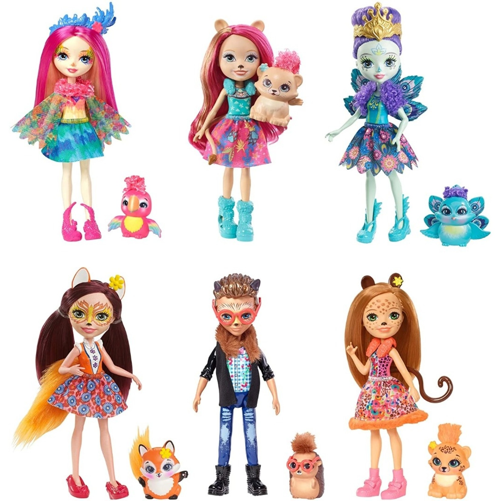 Enchantimals Friends Collection