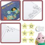 Blueprint Collections Maan en Ik Schetsboek