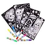 Blueprint Collections Maan en Ik Fuzzy Art