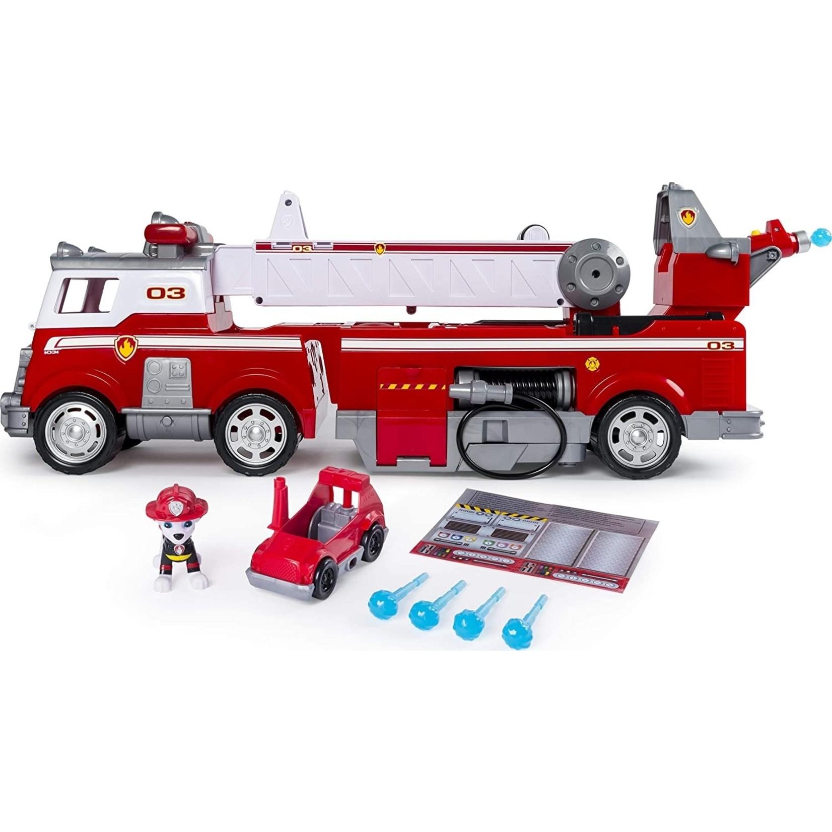 Spin Master Paw Patrol Ultimate Rescue Brandweerwagen