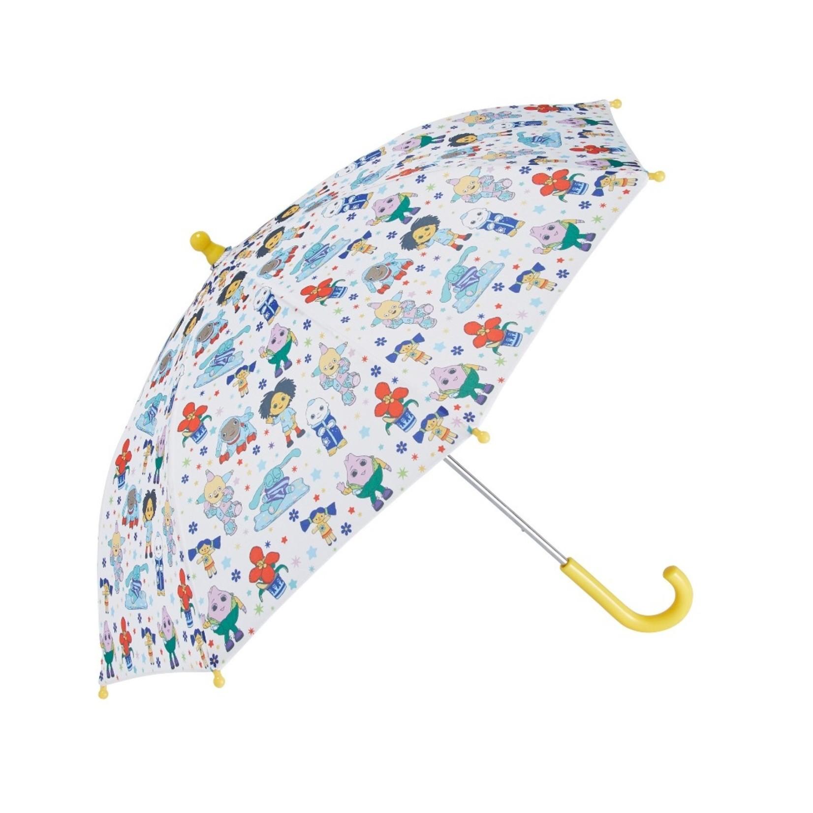 """Ulster Weavers Maan en Ik Paraplu """"vrienden"""""""