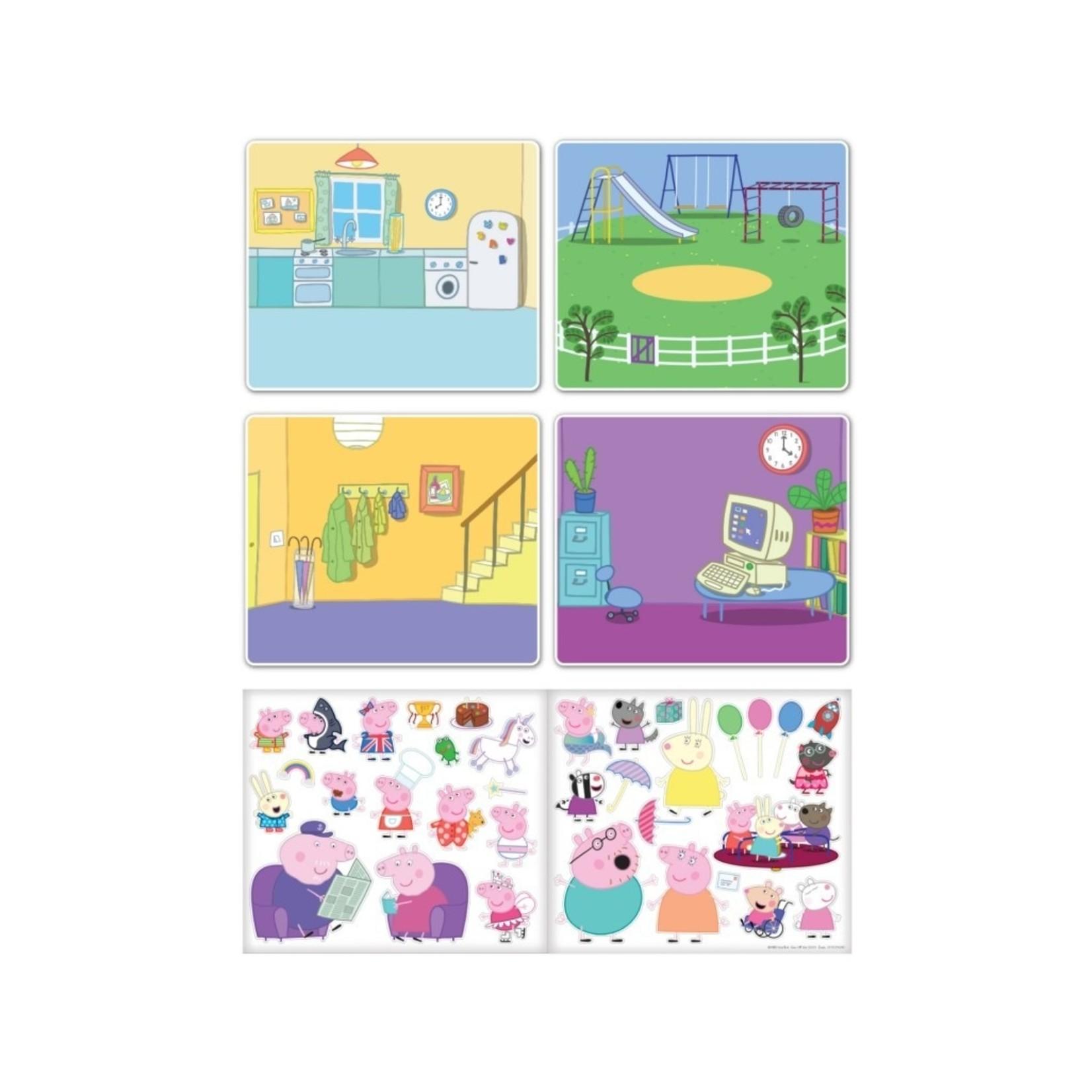 Paper Projects Peppa Stickerboekje