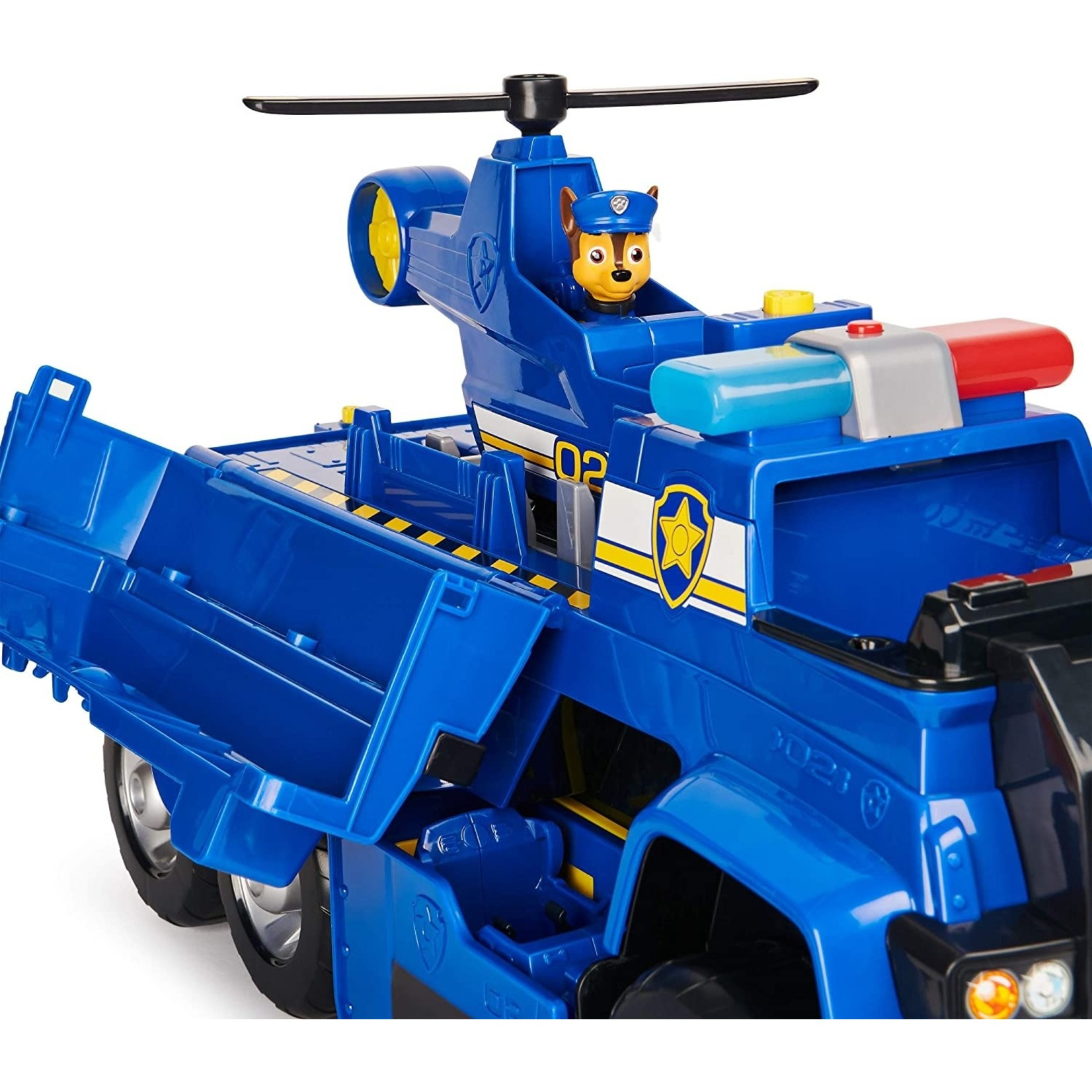 Spin Master Paw Patrol Chase's Ultimate Police Cruiser