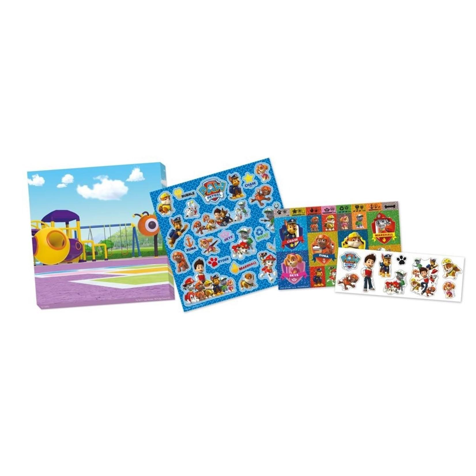 Paper Projects Paw Patrol Sticker Set