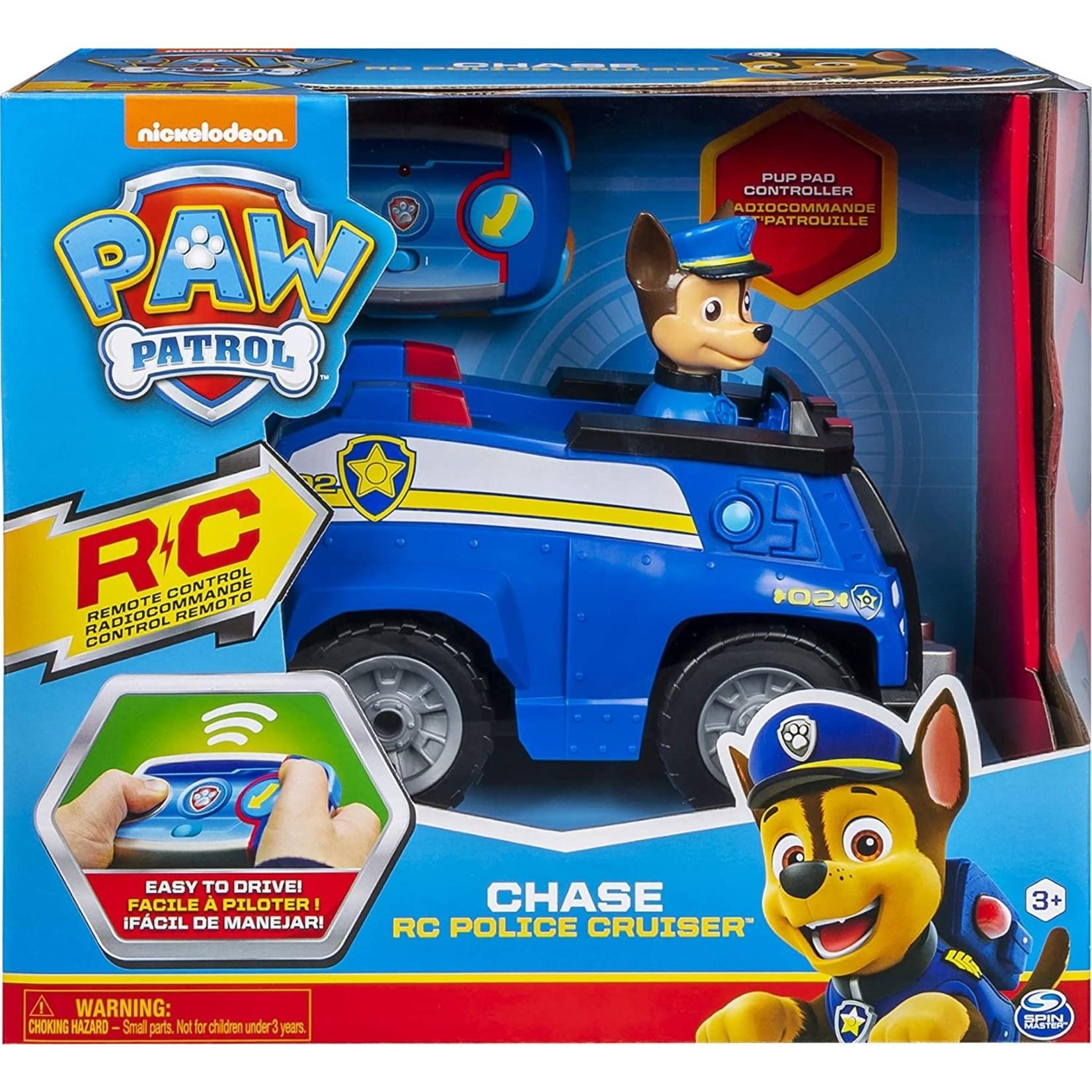 Spin Master Paw Patrol Chase R/C Police Cruiser