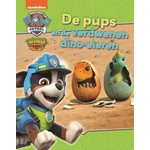 Paw Patrol Boek - De Pups en de verdwenen Dino eieren