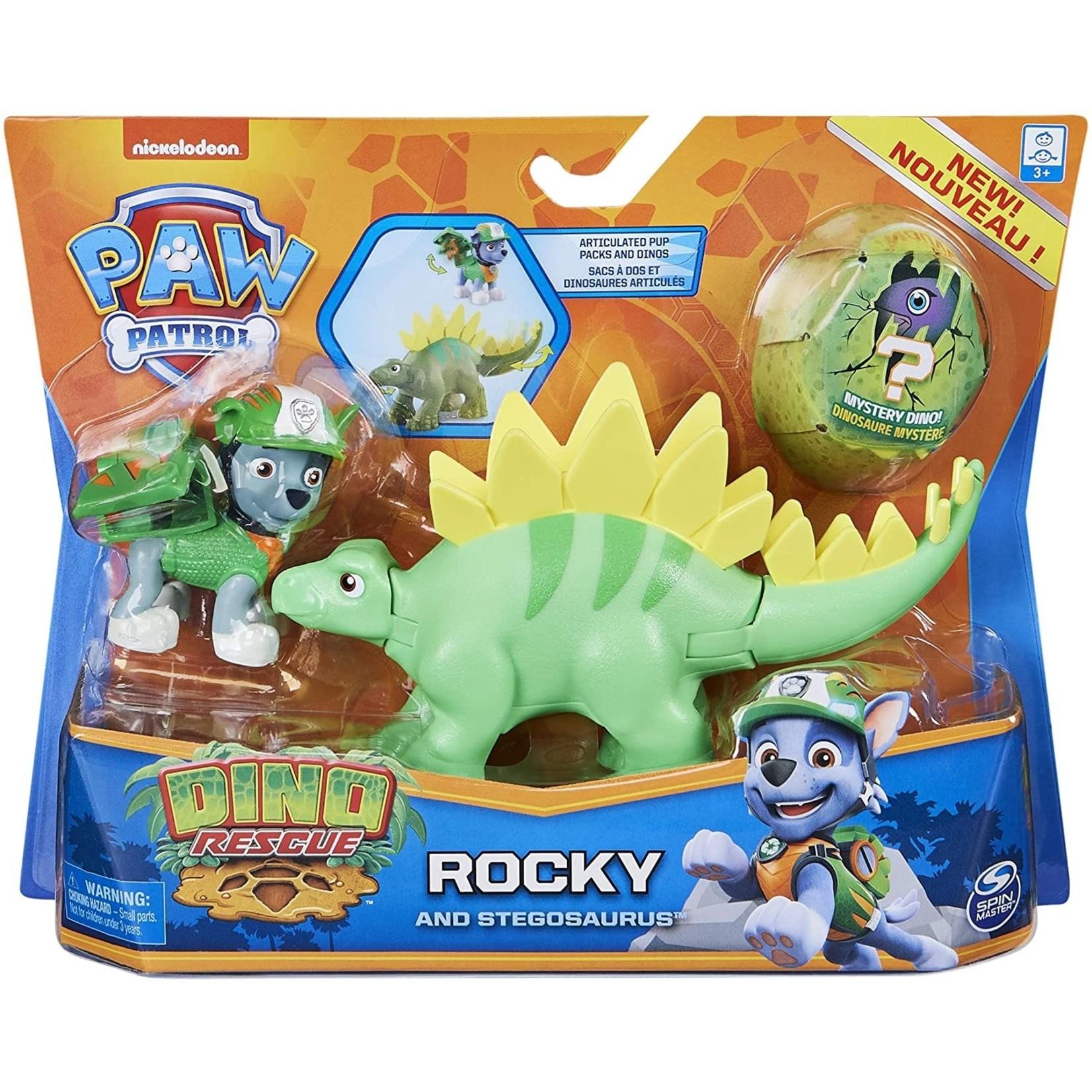 Spin Master Paw Patrol Dino Rocky