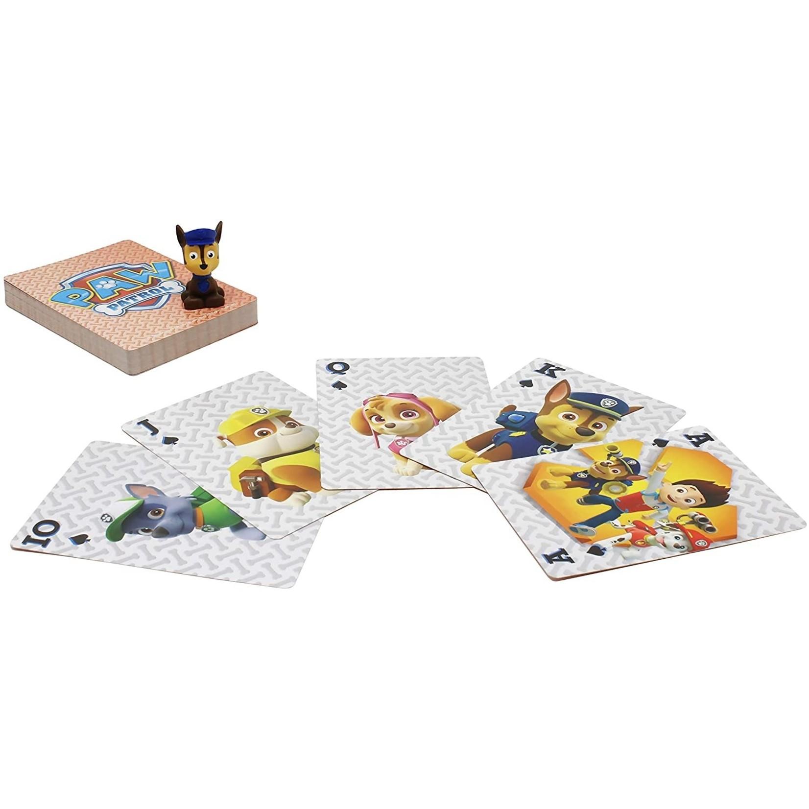 Spin Master Paw Patrol Speelkaarten in Blik